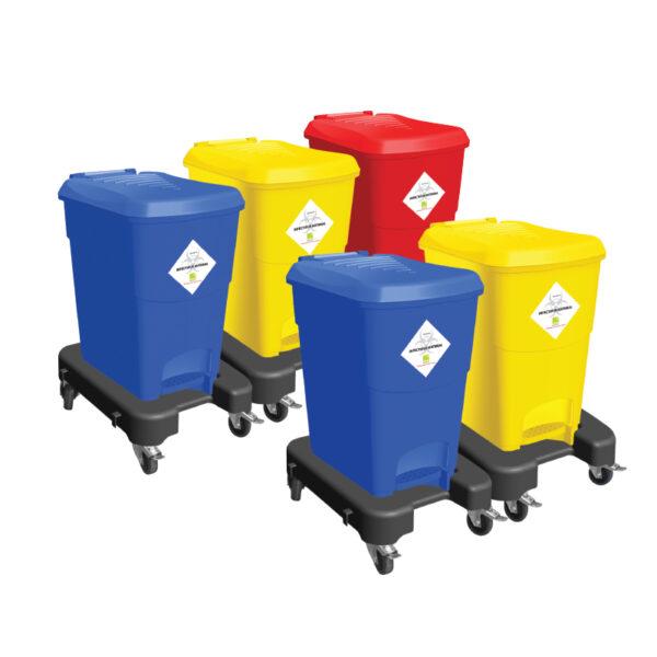 Waste-Segregation-Trolleys